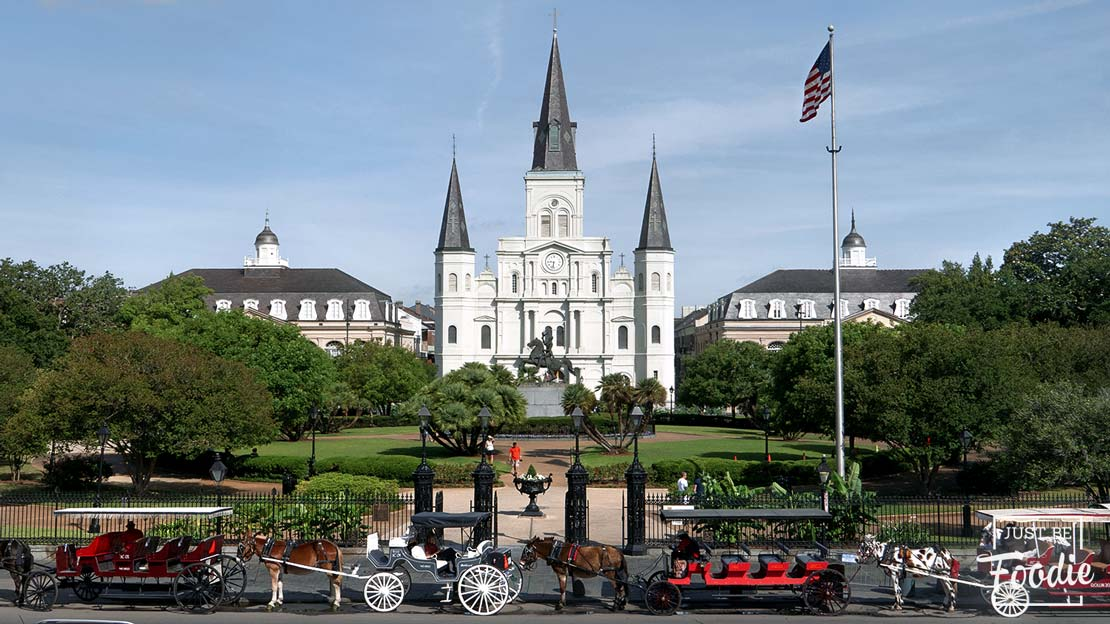 Jackson-Square NEW ORLEANS