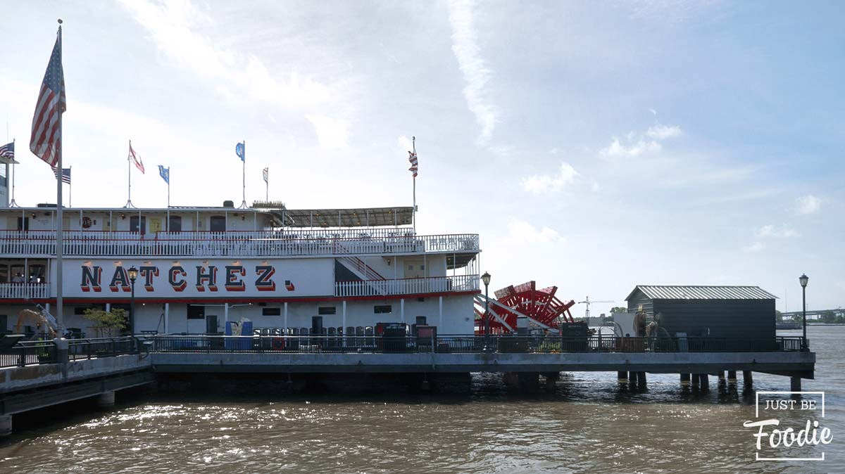Steamboat-Natchez NEW ORLEANS