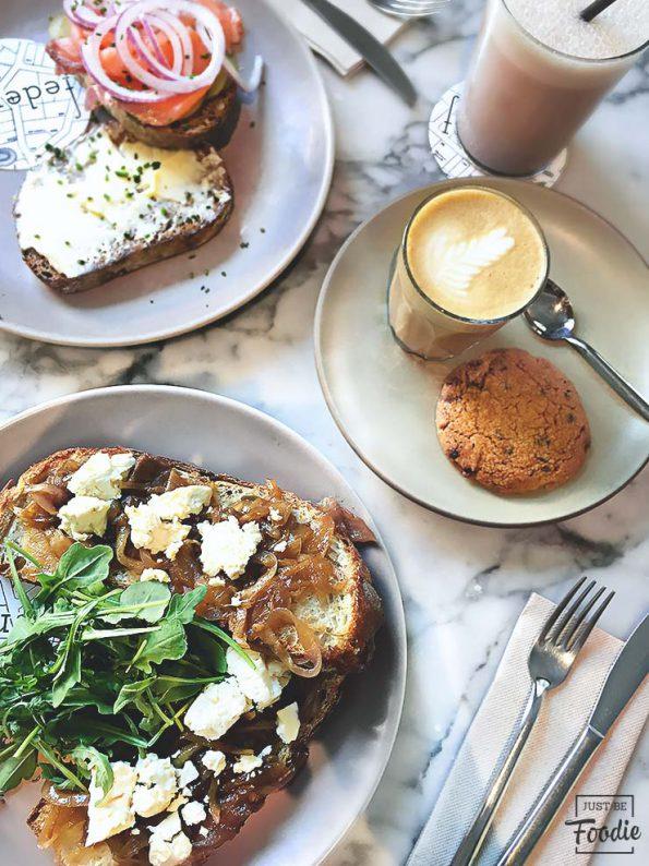 Desayuno FEDERAL CAFE