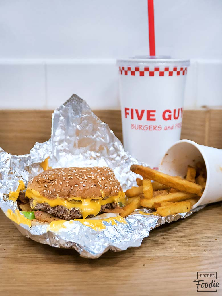 Burger 2 FIVE GUYS