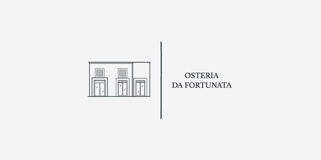 Portada OSTERIA DA FORTUNATA