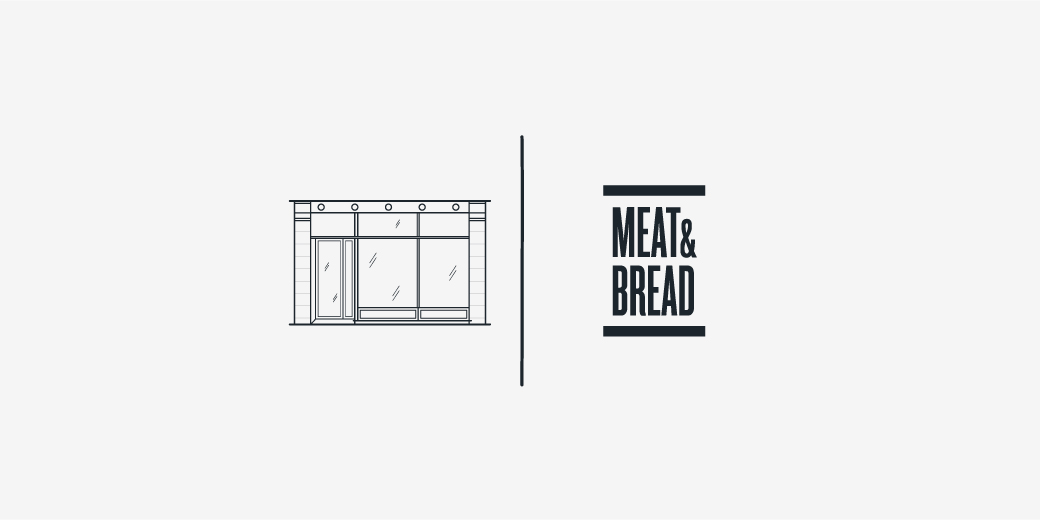 Portada MEAT AND BREAD