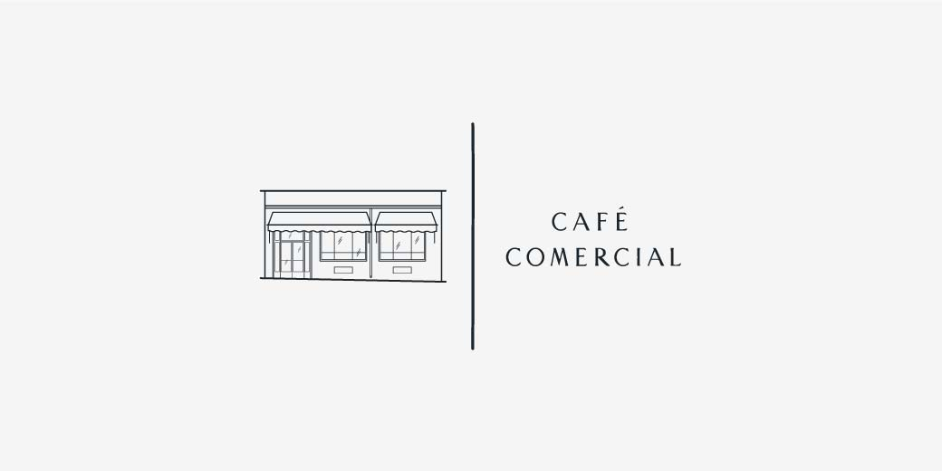 Portada CAFÉ COMERCIAL