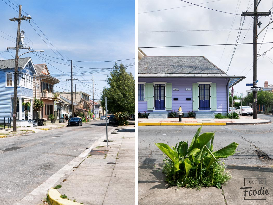 Doble-Marigny NEW ORLEANS