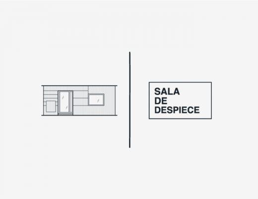 Portada SALA DESPIECE
