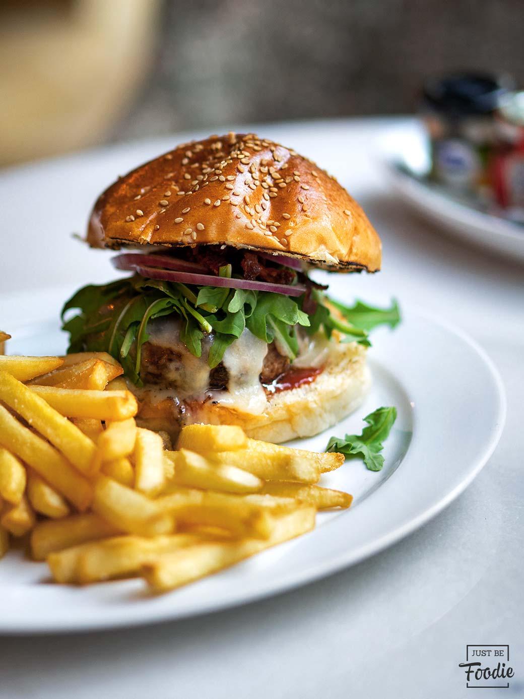 Burger GRAN CLAVEL