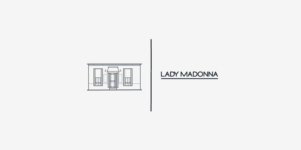 Portada LADY MADONNA