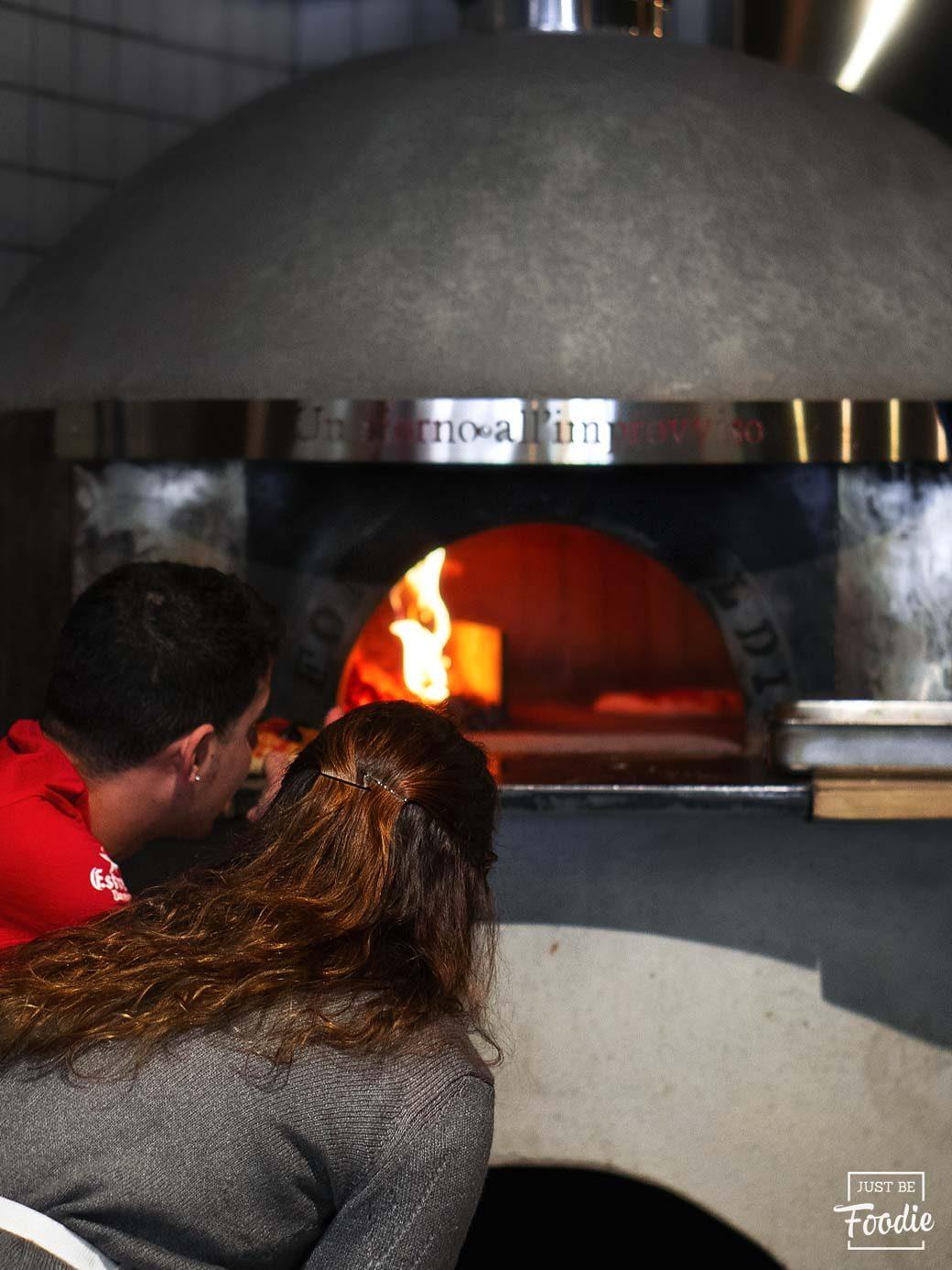 Descubriendo un horno napoletano