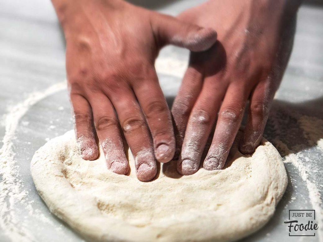 Masa pizza Grosso Napoletano