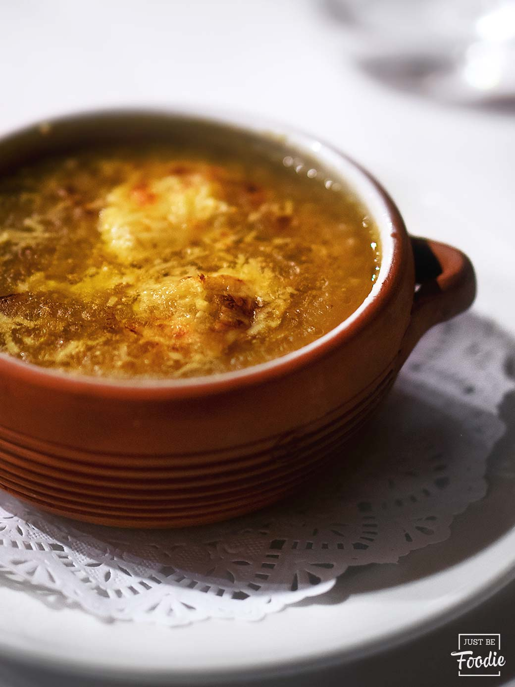 Sopa Cebolla CASA RUFUS
