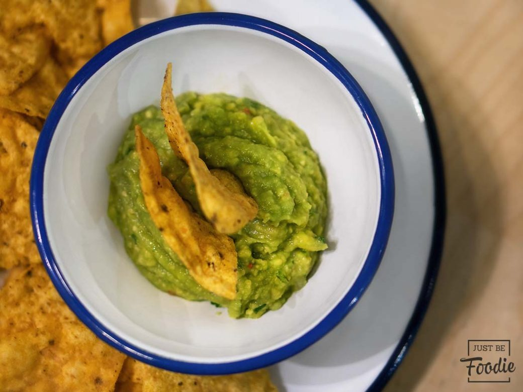 Guacamole DOCE CHILES