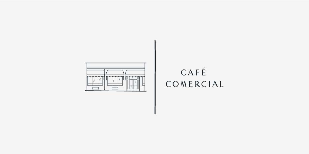 Portada CAFÉ COMERCIAL BRUNCH