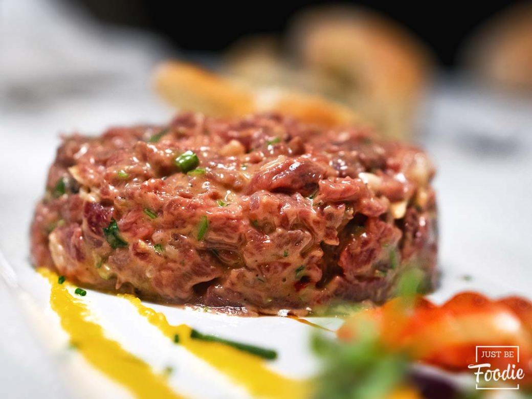 Steak-Tartar ARANJUEZ STEAK