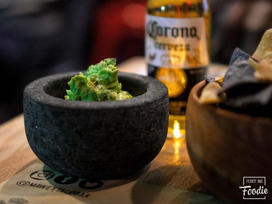 Guacamole MAWEY