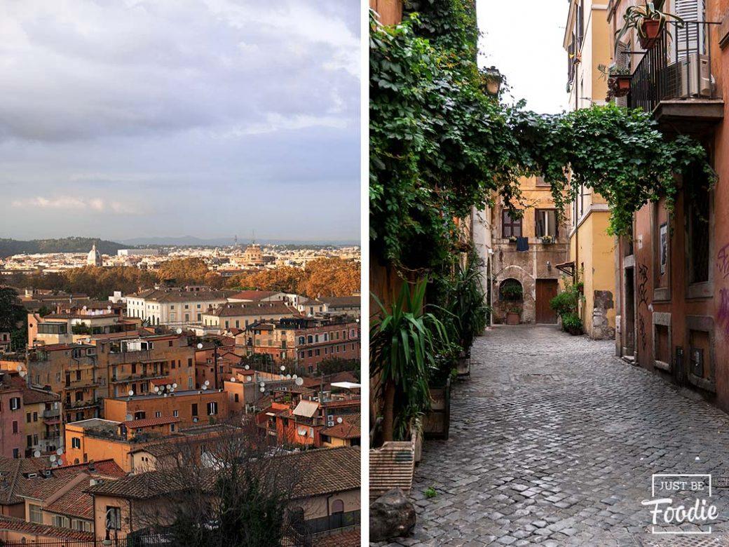 Doble-Trastevere ROMA