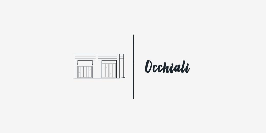 Portada OCCHIALI