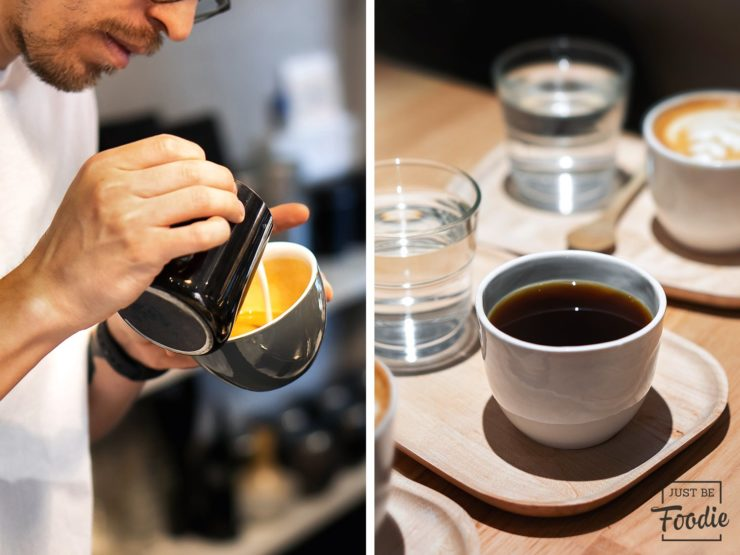 Cafe Coffee Doble The Fix Madrid