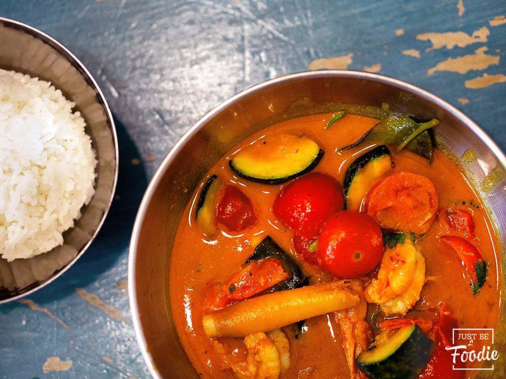 Curry Thai Kitchen 154 Madrid