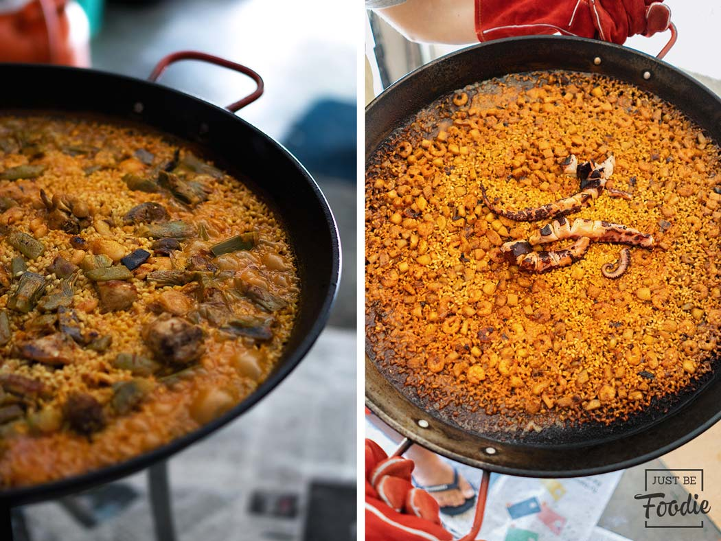 Doble Paella World Paella Day