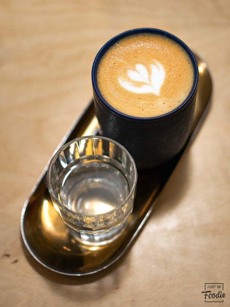Capuccino Especialidad Madrid Hola Coffee