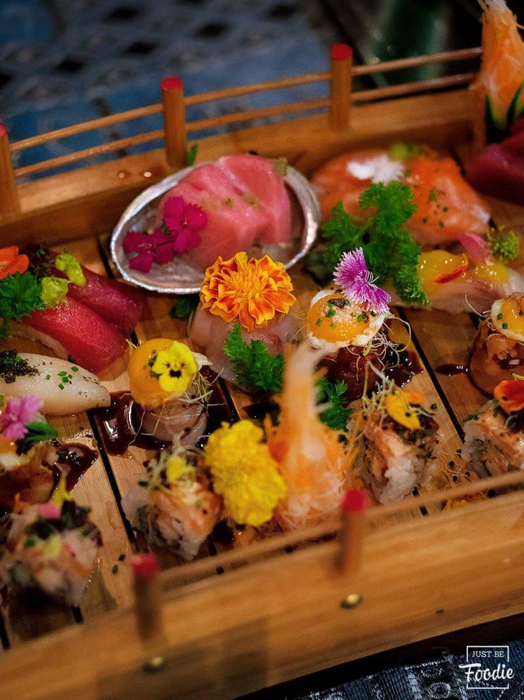 Kiboka Sushi Restaurante japones Autor Lista Madrid