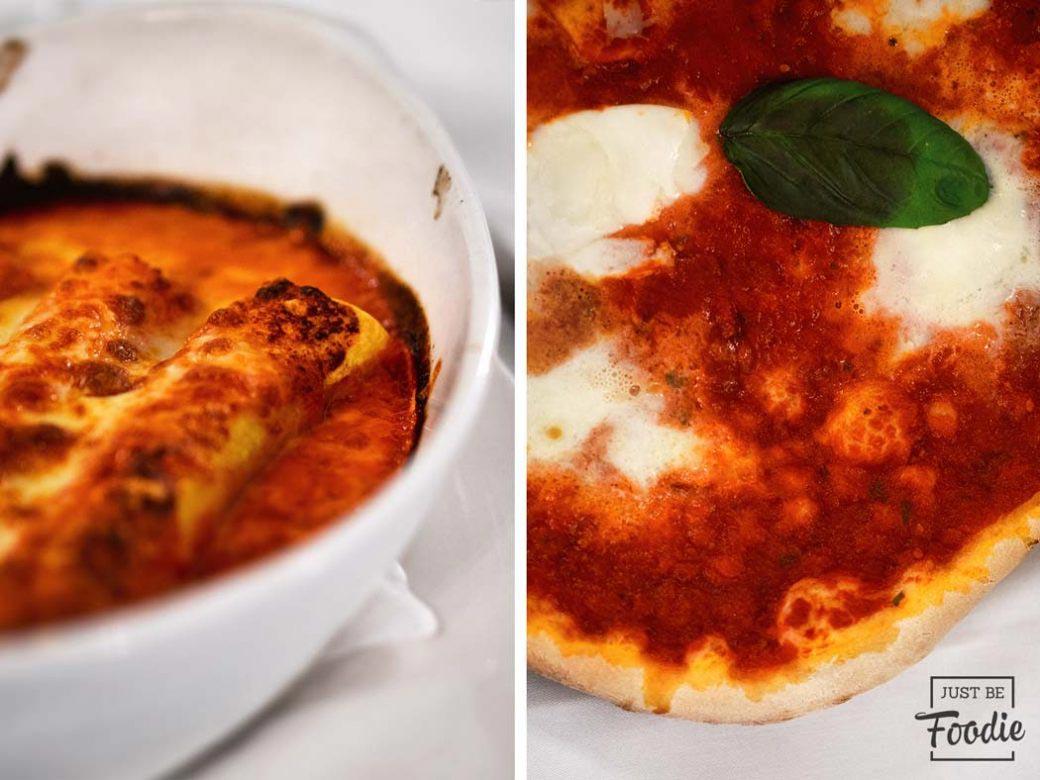 Lasaña Gastronomia Tivoli