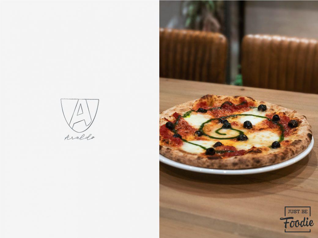 Mejor Pizza Malasaña Araldo Pizza