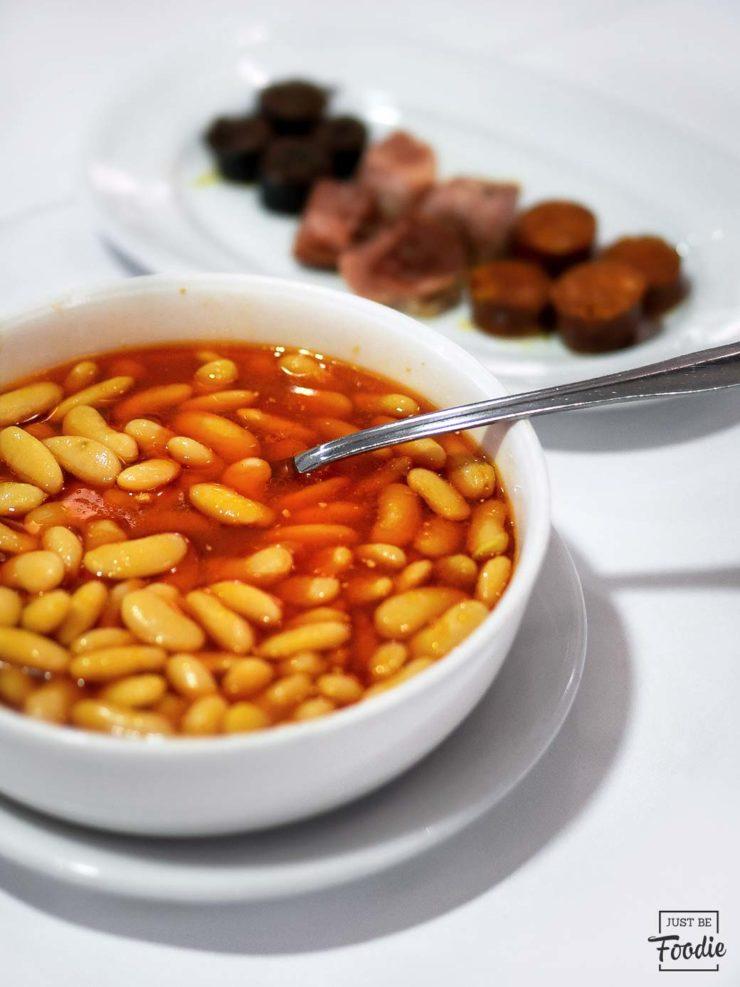 Fabada Asturiana Restaurante Casa Gerardo Prendes