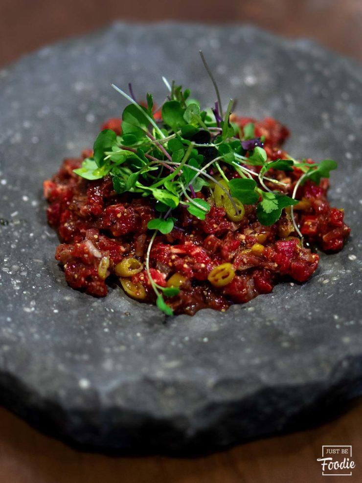 Castru Gaiteru Steak Tartar Llanes