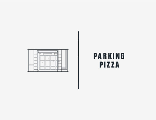 Parking Pizza Barcelona