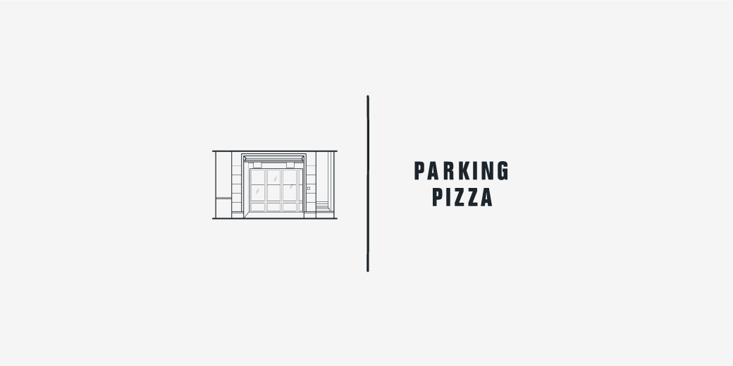 Parking Pizza Barcelona