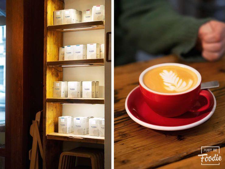 Silo Coffee Cafeteria con encanto Berlin