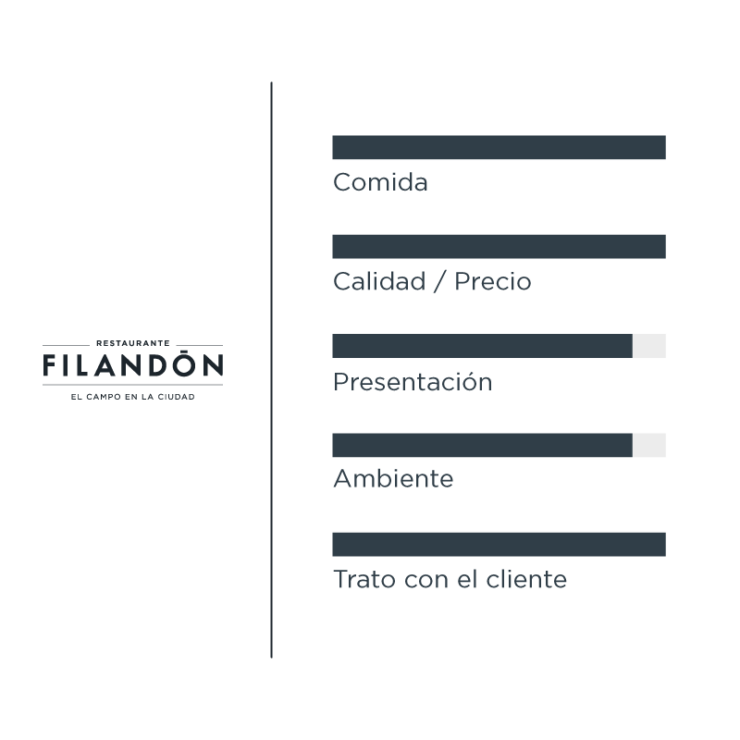 Valoracion Opiniones Filandon Madrid