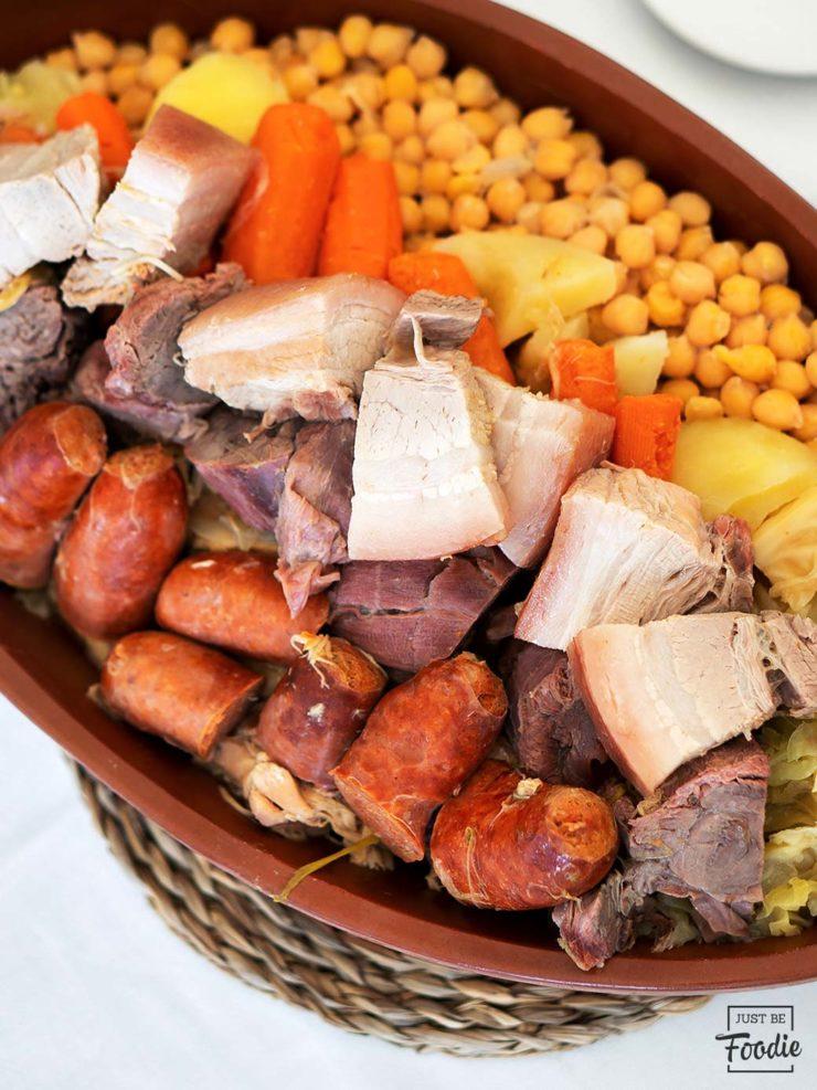 Carne Cocido Madrileño el Pardo