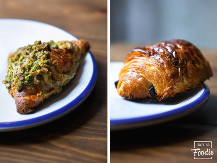 Croissant casero lavapies Pumpum Bakery