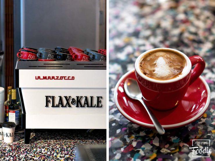 Flax Kale Cafe Flexitariano Madrid