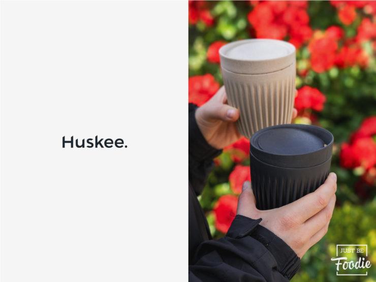 Huskee Los Mejores Vasos Reutilizables Cafe