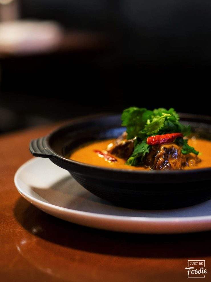 CHIFA Curry Cocina Fusion Nuevos Ministerios