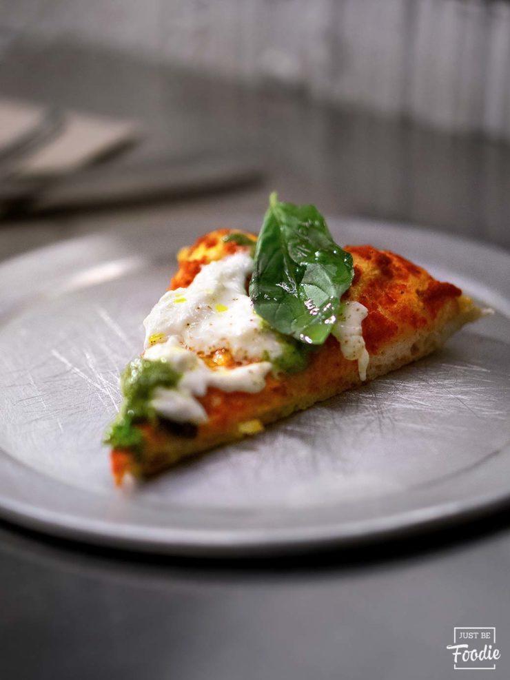 Pizza Posta Bufala