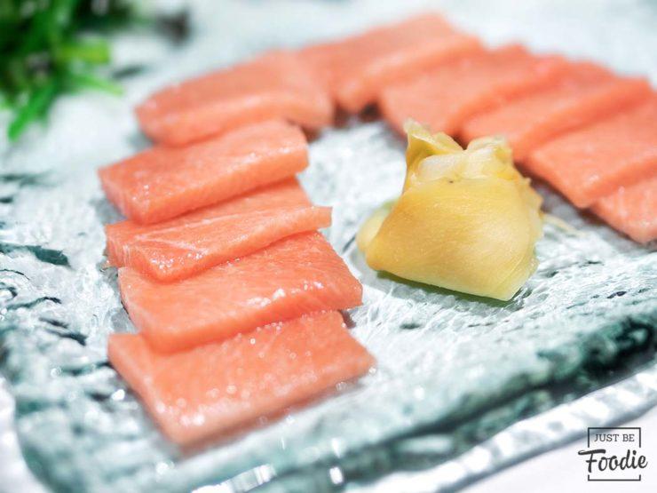 Shasimi Salmon Cádiz