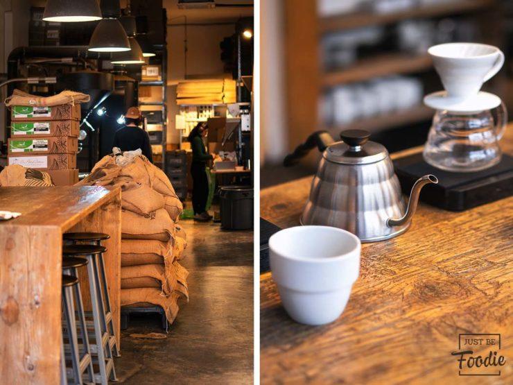 Cafe Especialidad Tercera Ola Berlin