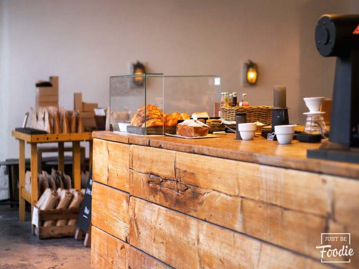 The Barn Roastery Cafe Llevar Berlin