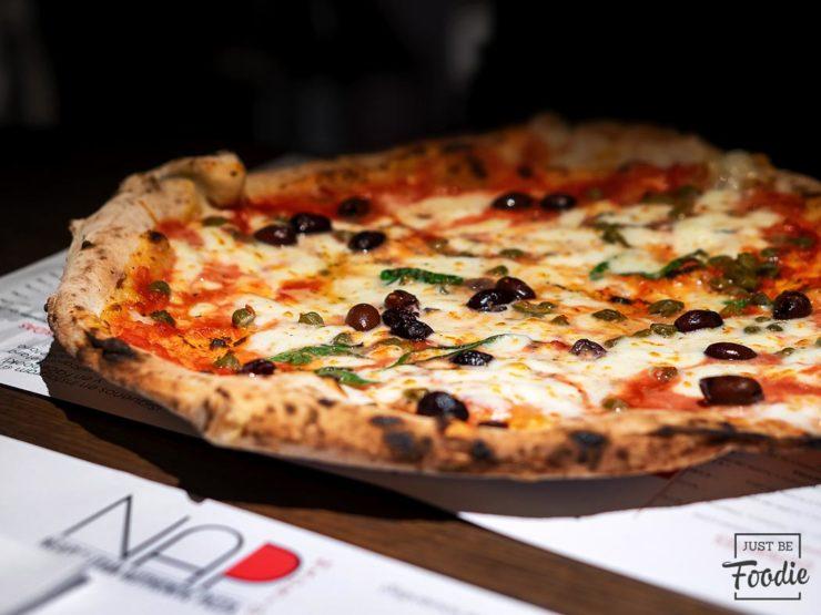 Autentica Pizza Napolitana Lavapies