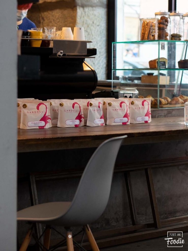 Hanso Café de Especialidad Malasaña Madrid