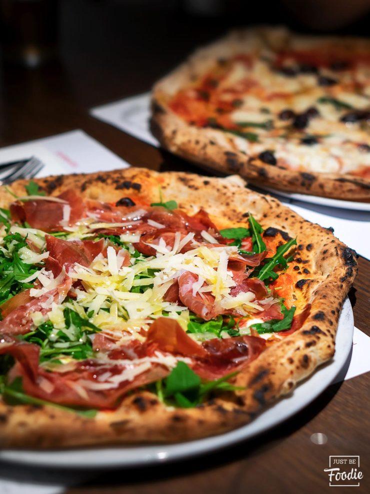 NAP Pizza Rucula en Madrid