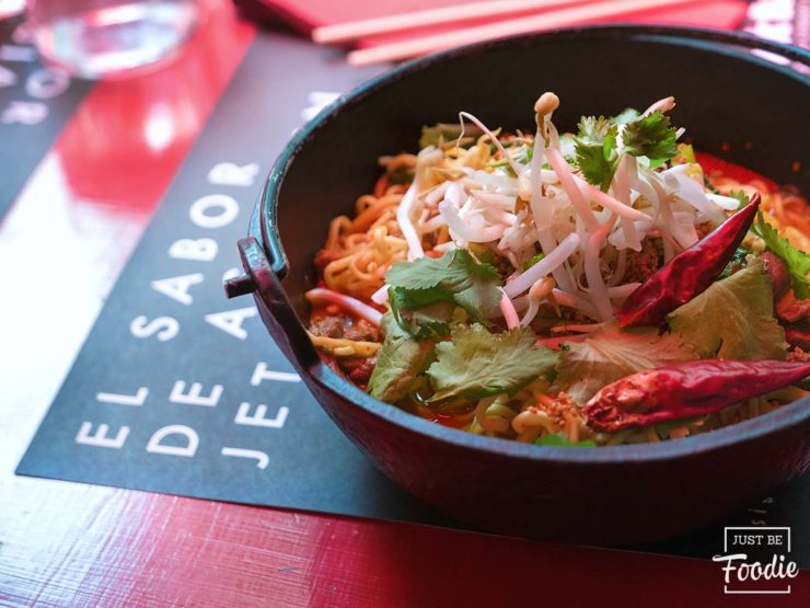 Noodles Asiatico Madrid tuk Tuk