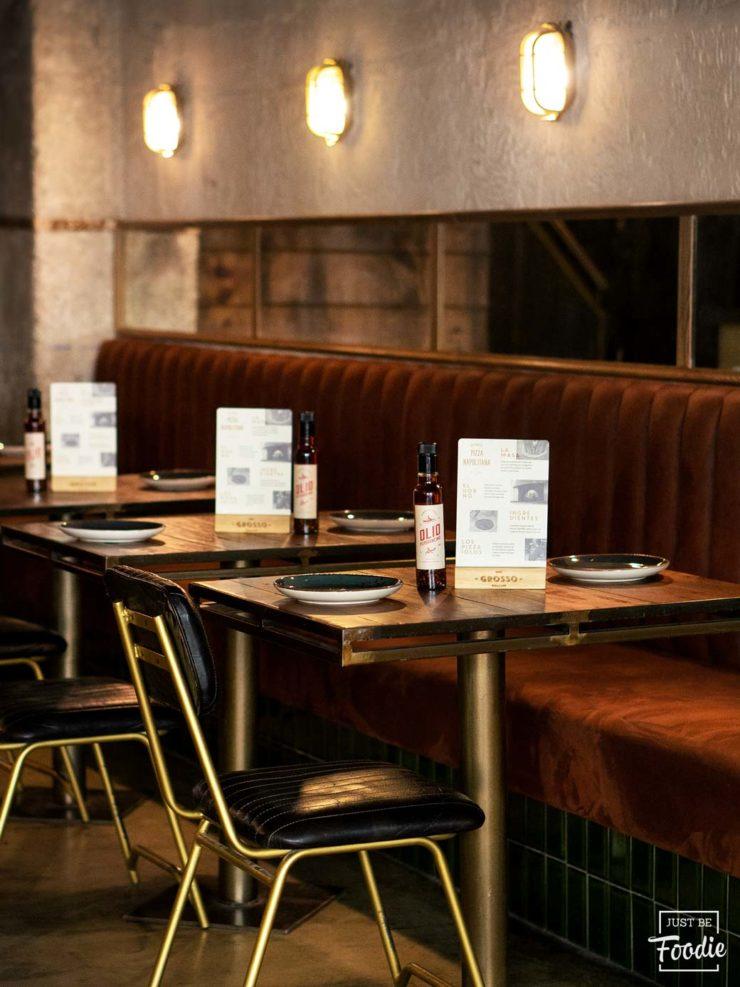 grosso napoletano madrid restaurante italiano
