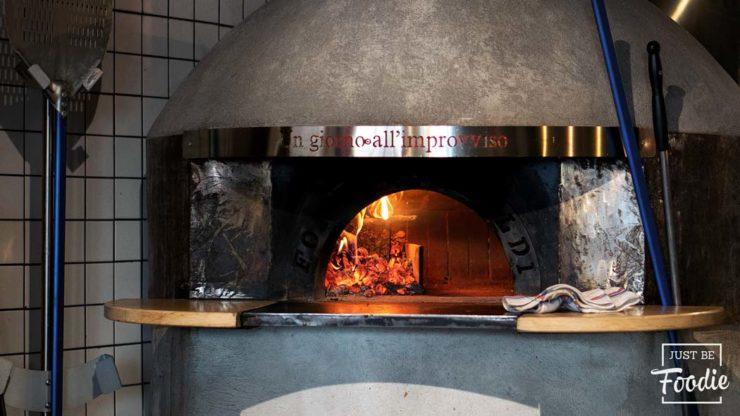 horno grosso napoletano madrid italinano