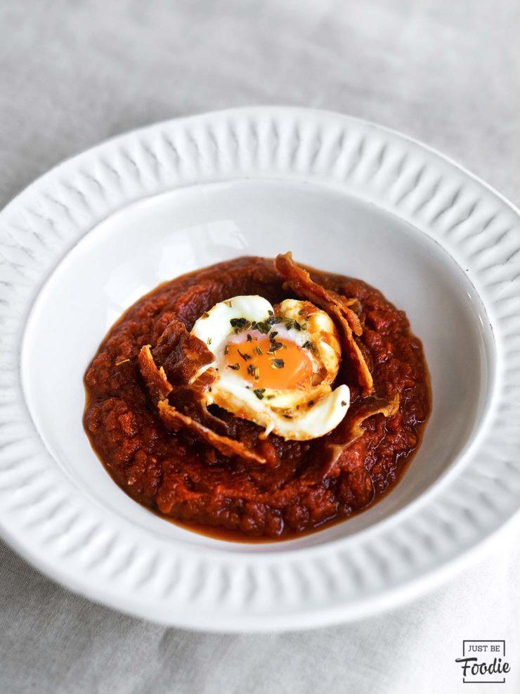 foodioom comida tradicional española pisto