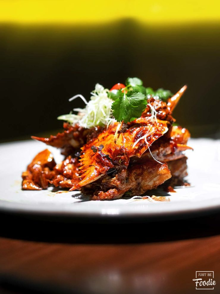 soy kitchen madrid comida asiatica cangrejo